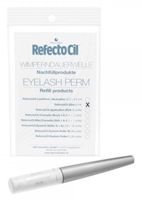 RefectoCil Eyelash Perm Refill Glue, 4 ml. - клей для фиксации ресниц на ролике