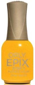 "Orly EPIX Flexible Color Summer Sunset, 15мл.- лаковое цветное покрытие ""Летний закат"""