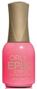 "Orly EPIX Flexible Color Put The Top Down, 15мл.- лаковое цветное покрытие ""Положи его сверху"""