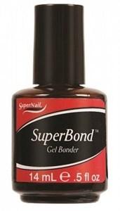 """SuperNail SuperBond Gel Bonding, 14 мл. - адгезивный бондер """"СуперБонд"""" для гель лака"""