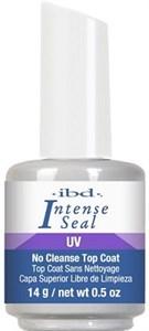 IBD Intense Seal Top Coat, 14 мл. - усиленный закрепитель, топ для геля (3 фаза)