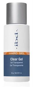 IBD Clear Gel, 56мл. - прозрачный гель для укрепления натуральных ногтей