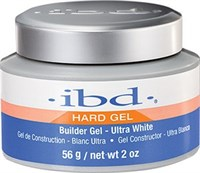 IBD Builder Ultra White Gel, 56гр. - ультра белый конструирующий гель