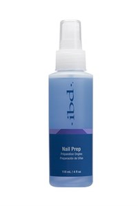 IBD Nail Prep, 118 мл. - спрей-дезинфектор для рук и ногтей