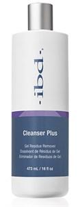 IBD Cleanser Plus, 473 мл. - препарат для снятия липкости с геля