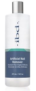 IBD Artifician Nail Remover, 473мл - жидкость для снятия геля, акрила