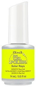 "IBD Just Gel Polish Solar Rays, 14 мл. - гель лак IBD ""Лучи солнца"""
