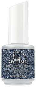 "IBD Just Gel Polish Getting Twiggy With It, 14 мл. - гель лак IBD ""Твигги"""
