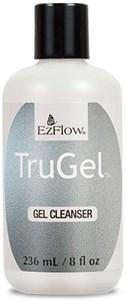 EzFlow TruGel Gel Cleanser, 236 мл. - жидкость для снятия липкого слоя