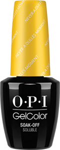 "OPI GelColor Never a Dulles Moment, 15мл.- гель-лак Гель Колор OPI ""Ни минуты покоя"""
