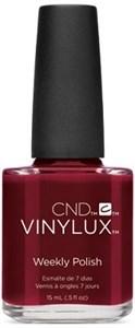 CND VINYLUX #222 Oxblood,15 мл.- лак для ногтей Винилюкс №222