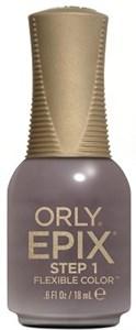 """Orly EPIX Flexible Color Mansion Lane, 15мл.- лаковое цветное покрытие """"Аллея в усадьбе"""""""