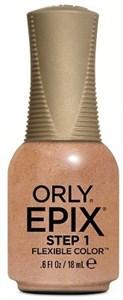 "Orly EPIX Flexible Color Million Dollar Views, 15мл.- лаковое цветное покрытие ""Вид на миллион"""