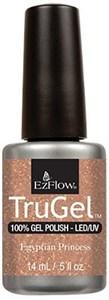 """EzFlow TruGel Egyptian Princess, 14мл - гелевый лак """"Египетская принцесса"""""""