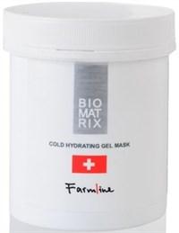 FarmLine Cold Hydrating Gel Mask, 250мл.- Гель-маска для холодного гидрирования кожи лица