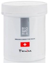 BioMatrix FarmLine Immunocorrective Mask, 250 мл. - Иммунокорректирующая гелевая маска для лица