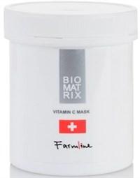 BioMatrix FarmLine Vitamin C Mask, 250 мл. - Маска для лица с витамином C