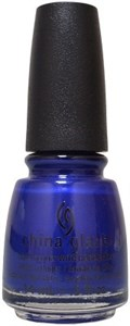 "China Glaze Combat Blue T's, 14 мл. - Лак для ногтей China Glaze ""В отрыве"""