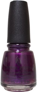 "China Glaze Purple Fiction, 14 мл. - Лак для ногтей China Glaze ""Криминальное чтиво"""