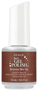 "IBD Just Gel Polish Bronze Me Up, 14 мл. - гель лак IBD ""Загар"""