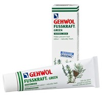 Зелёный бальзам Gehwol против запаха ног