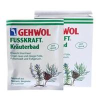 Gehwol Fusskraft Herbal Bath, 10 шт. - травяная ванна для замачивания ног, в пакетиках