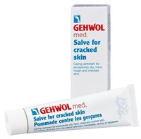 Gehwol Med Salve for Cracked Skin, 75 мл.- Мазь  от  трещин на ногах
