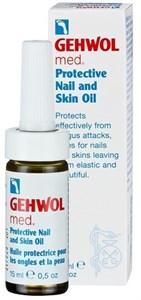 Gehwol Med Protective Nail and Skin Oil, 15 мл.- Масло для ногтей и кожи