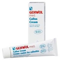 Gehwol Med Callus Cream, 75 мл.- Крем для загрубевшей кожи ног