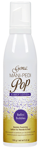 Gena Mani-Pedi Bubbly Lotion Bellini Bubbles,150 гр. - увлажняющий лосьон для маникюра и педикюра с ароматом жвачки