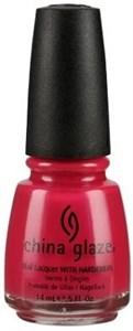 """China Glaze Fuchsia, 14мл.-Лак для ногтей """"Фуксия"""""""