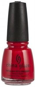 """China Glaze Italian Red, 14мл.-Лак для ногтей """"Итальянский красный"""""""