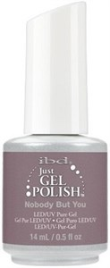 "IBD Just Gel Polish Nobody But You, 14 мл. - гель лак IBD ""Ты или никто"""