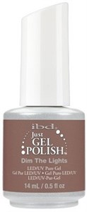 "IBD Just Gel Polish Dim the Lights, 14 мл. - гель лак IBD ""Тусклый свет"""