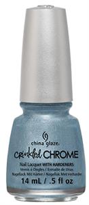 "China Glaze Iron Out The Details, 14 мл. - Лак для ногтей ""Расскажи в деталях"""