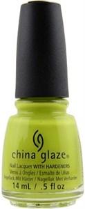 "China Glaze Trip of a Lime Time, 14 мл. - Лак для ногтей ""Долгий путь"""