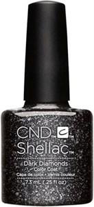 """CND Shellac Dark Diamonds, 7,3 мл. - гель лак Шеллак """"Темные алмазы"""""""