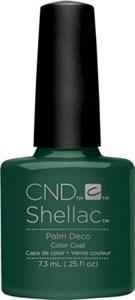 """CND Shellac Palm Deco, 7,3 мл. - гель лак Шеллак """"Тропический дизайн"""""""