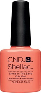 "CND Shellac Shells In The Sand, 7,3 мл. - гель лак Шеллак ""Ракушка в песке"""
