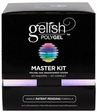 Gelish PolyGel  Master Kit - профессинальный набор гелей Гелиш Полигель