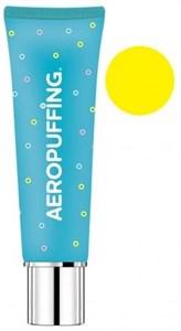 AEROPUFFING Color Gel, 7 мл. - гель паста для Аэропуффинга, жёлтая (ST008)