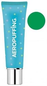 AEROPUFFING Color Gel, 7 мл. - гель паста для Аэропуффинга, зелёная (ST010)