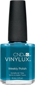 CND VINYLUX #247 Splash Of Teal,15 мл.- лак для ногтей Винилюкс 2017