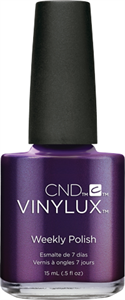 CND VINYLUX #254 Eternal Midnight,15 мл.- лак для ногтей Винилюкс №254