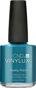 CND VINYLUX #255 Viridian Veil,15 мл.- лак для ногтей Винилюкс №255