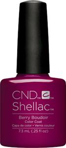 "CND Shellac Berry Boudoir, 7,3 мл. - гель лак Шеллак ""Ягодный будуар"""