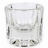 NP Crystal Glass Cup - стеклянный стаканчик для мономера