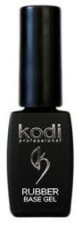 Kodi Rubber Base Gel, 8 мл. - база каучуковая для гель лака