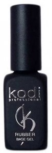 Kodi Rubber Base Gel, 12 мл. - база каучуковая для гель лака