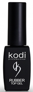 Kodi Rubber Top Gel, 8 мл. - топ каучуковый для гель лака
